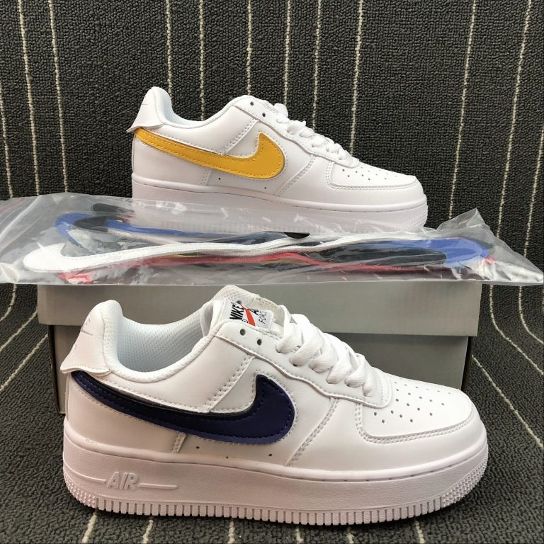 air force 1 velcro simbolo