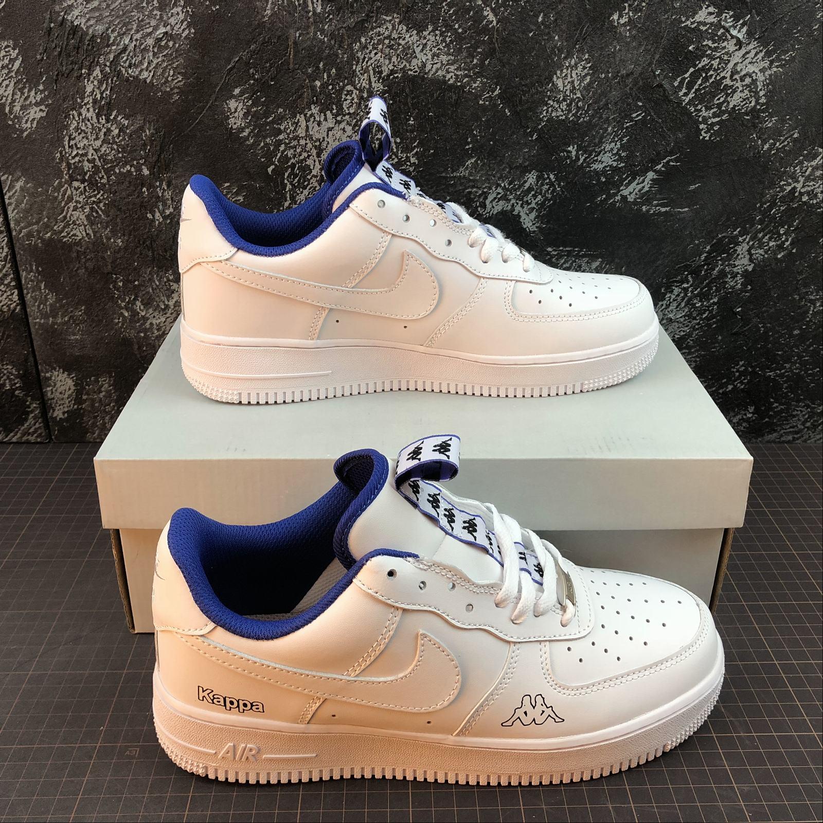 Estados Unidos esquema reserva  Nike Air Force x Kappa talla 39